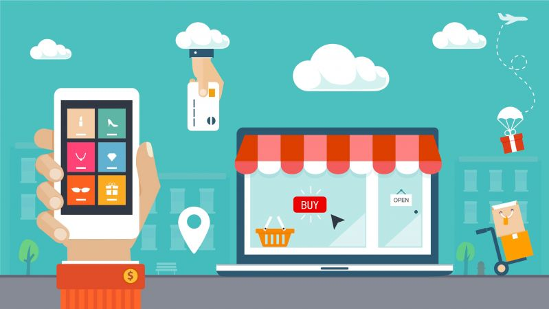 The trends for e-commerce sites for 2016