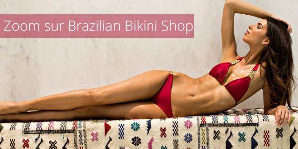 Des bikinis vendus dans le monde entier