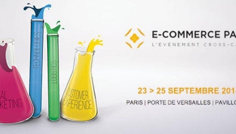 Venez nous rencontrer au salon E-commerce Paris du 23-25 sep. 2014